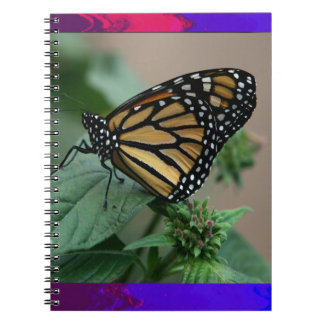 CUTE butterfly insect nature kids children family Notebooks