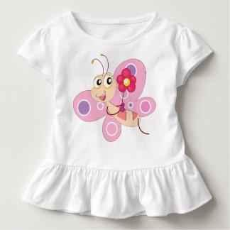 cute butterfly toddler T-Shirt
