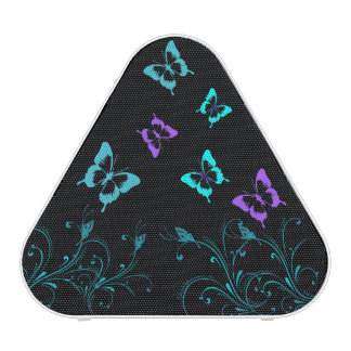 Cute Butterfly Triangle Speakers Bluetooth Speaker