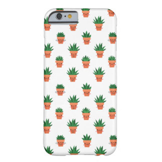 Cute Cactus Barely There iPhone 6 Case