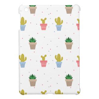 Cute Cactus Case For The iPad Mini