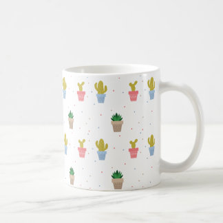 Cute Cactus Coffee Mug