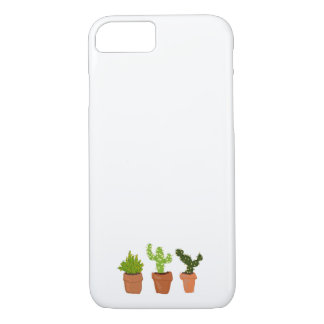 Cute Cactus iPhone 7 case