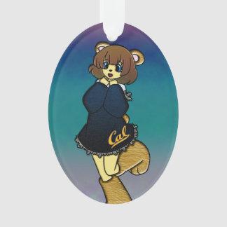 Cute Cal Bear Girl