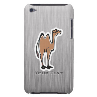 Cute Camel Metal-look Barely There iPod Cases