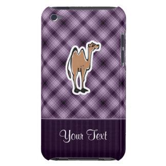 Cute Camel; Purple iPod Case-Mate Cases