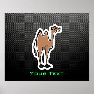 Cute Camel; Sleek Poster