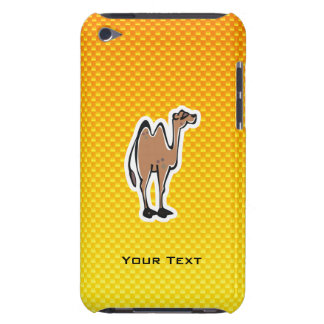 Cute Camel Yellow Orange Barely There iPod Case