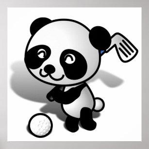 Cute Cartoon Panda Baby Kids Zazzle Com Au