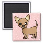 Cute Cartoon Chihuahua