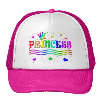 Cute Cartoon Clip Art Rainbow Princess Tiara Hats