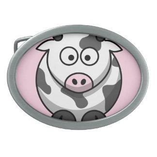 Cute Cartoon Cow Belt Buckle