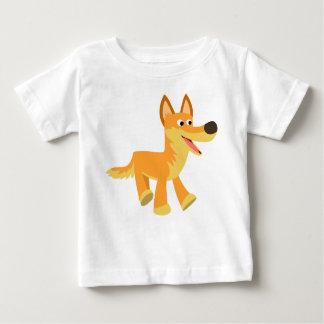 Cute Cartoon Dingo Baby T-Shirt