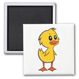 Cute Cartoon Duck Magnet