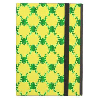 Cute Cartoon Frogs iPad Air Covers