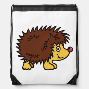 52ade0167a68 Cute Hedgehog Backpacks | Zazzle.com.au