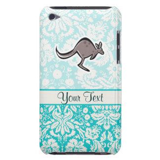 Cute Cartoon Kangaroo Barely There iPod Cover