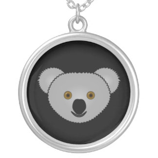 Cute Cartoon Koala Necklace