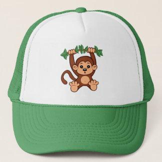 Cute Cartoon Monkey Hat