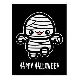 Cute Cartoon Mummy Postcard