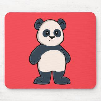 Cute Cartoon Panda Mouse Pad
