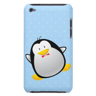 Cute Cartoon Penguin Barely There iPod Cover