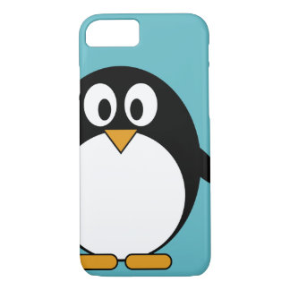 Cute Cartoon Penguin iPhone 8/7 Case