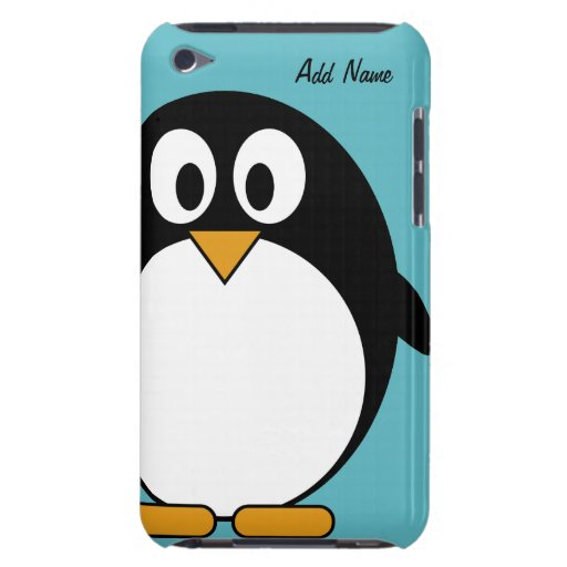 Cute Cartoon Penguin - ipod touch Case-Mate iPod Touch Case