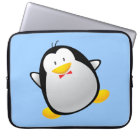 Cute Cartoon Penguin Laptop Sleeve