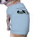 Cute Cartoon Penguins Pet T Shirt
