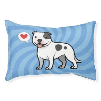 Cute Cartoon Pet Small Dog Bed