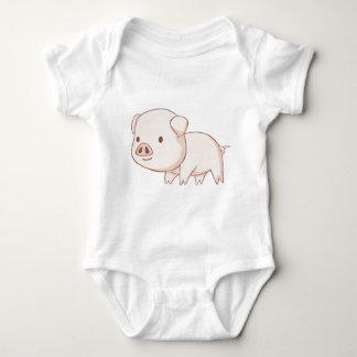 Cute Cartoon Pig Shirts