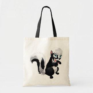Cute Cartoon Raccoon Tote Bag