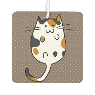 Cute Cat Car Air Freshener