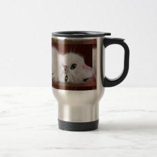 CUTE CAT COMMUTER MUG