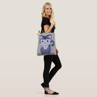 Cute Cat design in a Tote Bag