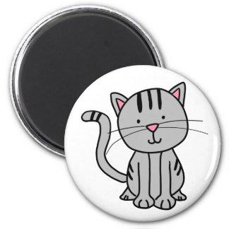 CUTE CAT DOODLE MAGNET
