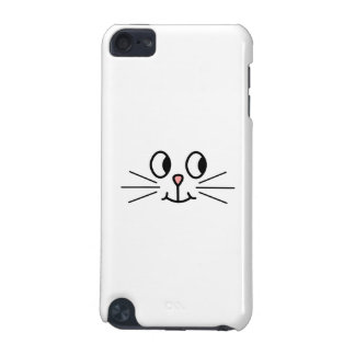 Cute Cat Face. iPod Touch (5th Generation) Case