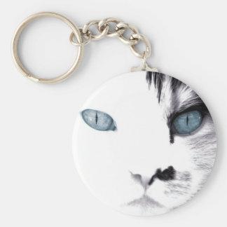 Cute Cat Key Ring