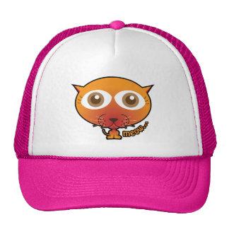 Cute Cat Meow Cap