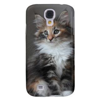 Cute Cat Phone Case Galaxy S4 Case