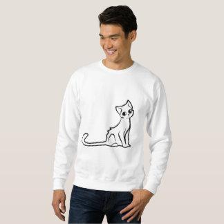 cute cat sweatshirt