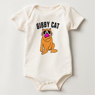 Cute Cat T-shirts for Kids, GIBBY CAT