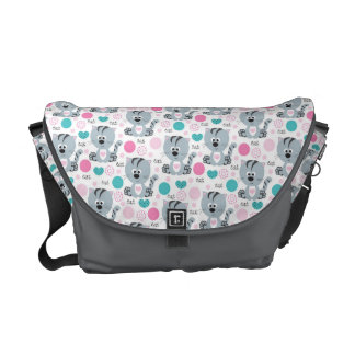 Cute Cats II Messenger Bags