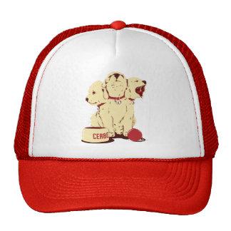 Cute Cerberus Cartoon Hats