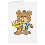 cute Chanukah  hanukkah Menorah teddy bear