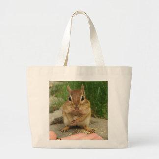 Cute Cheeky Chipmunk Bag