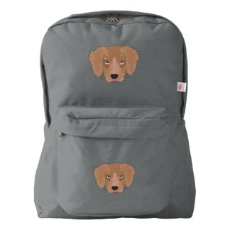 Cute cheeky Puppy Backpack