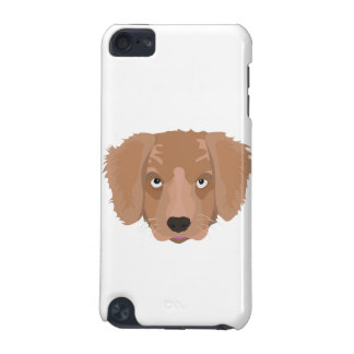 Cute cheeky Puppy iPod Touch 5G Case