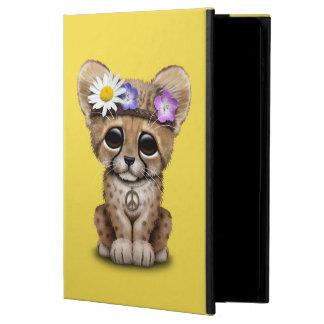 Cute Cheetah Cub Hippie Powis iPad Air 2 Case